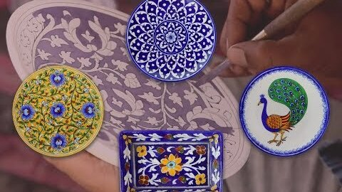 A forgotten art revived by Aditya Blue Art Pottery