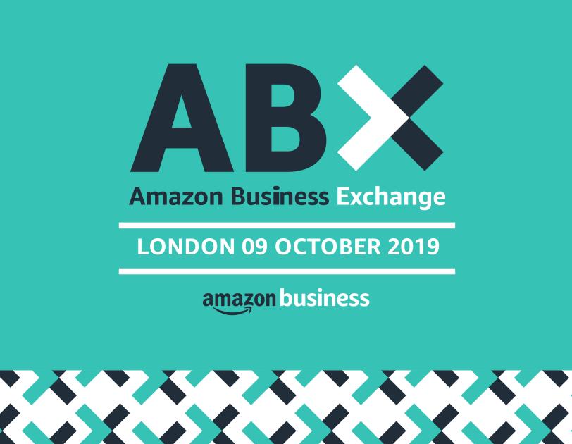 Amazon Business Exchange event logo
