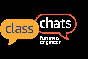Class Chats Bubble Lockup Mixed Bubbles