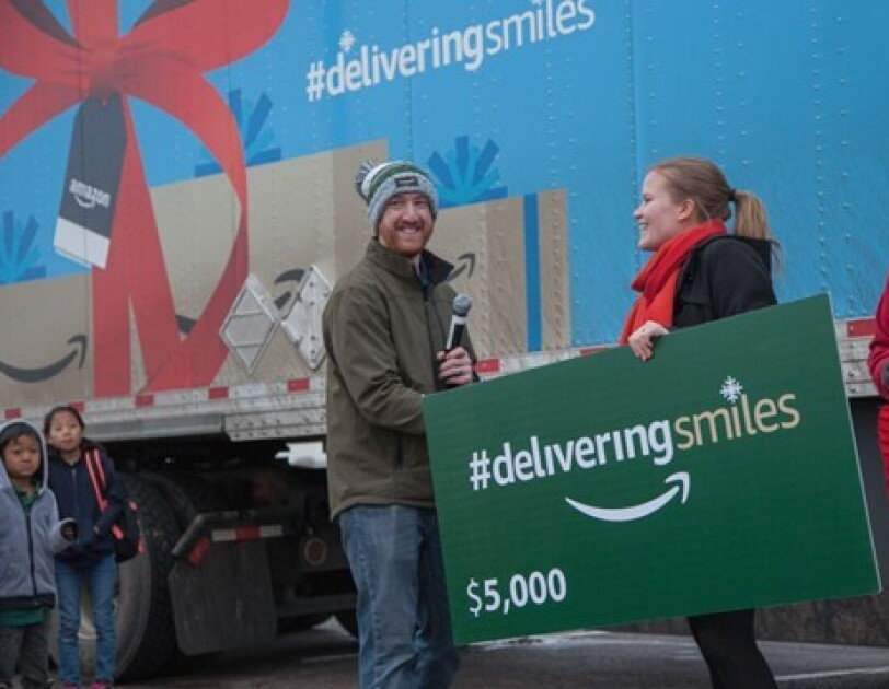 Delivering Smiles - Aurora, Colorado