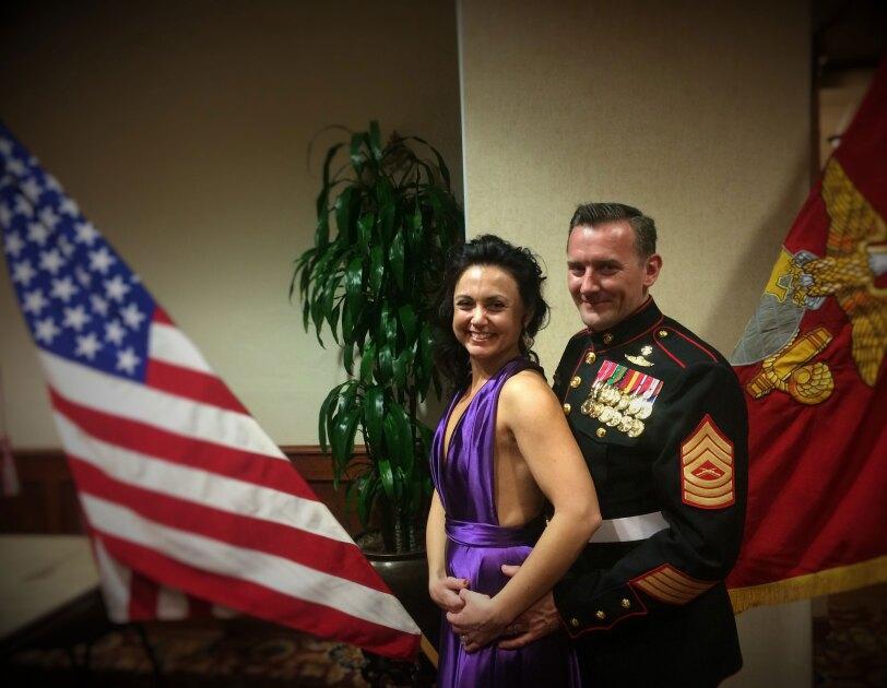 Genevieve and Sean Brownlee