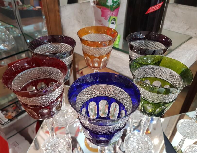 crystal glasses image