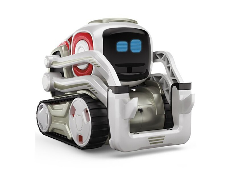 A real-life robot that you can challenge to games, or use explorer mode to see things from his perspective. Equipped with code lab, the perfect platform for new coders to unlock their imaginations.