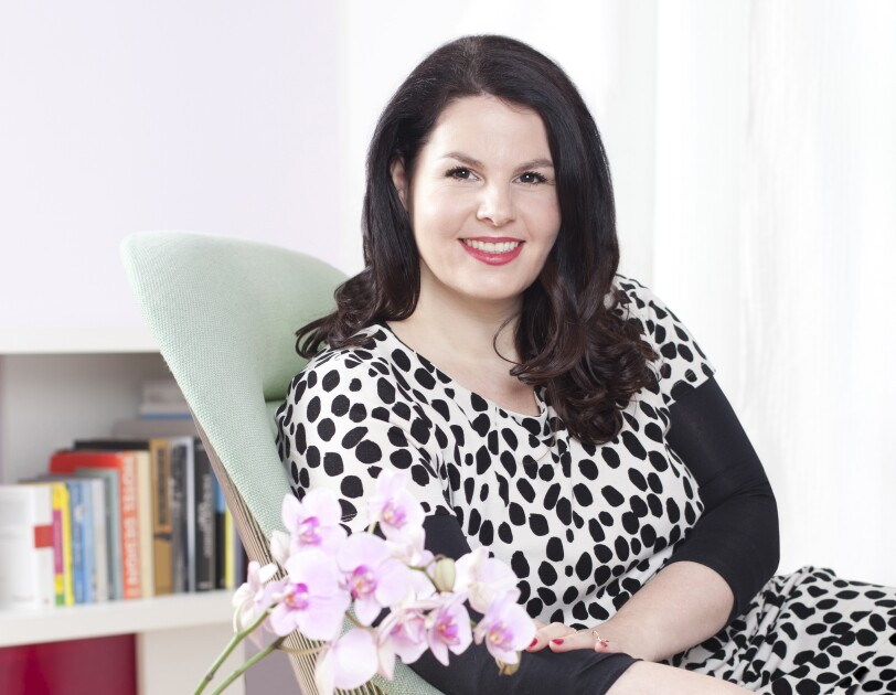 Julia Ritter, Gewinnerin von Unternehmerinnen der Zukunft