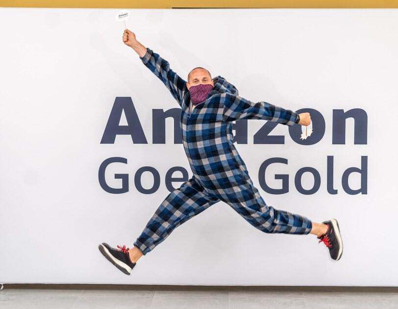 Amazon Goes Gold, Pracownicy Amazon w Polsce_2