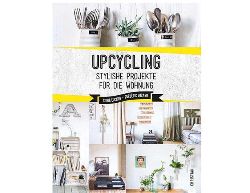 Ein Buch über Upcycling