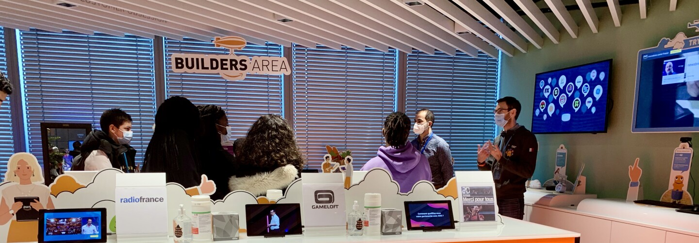 Amazon Future Engineer Program in France