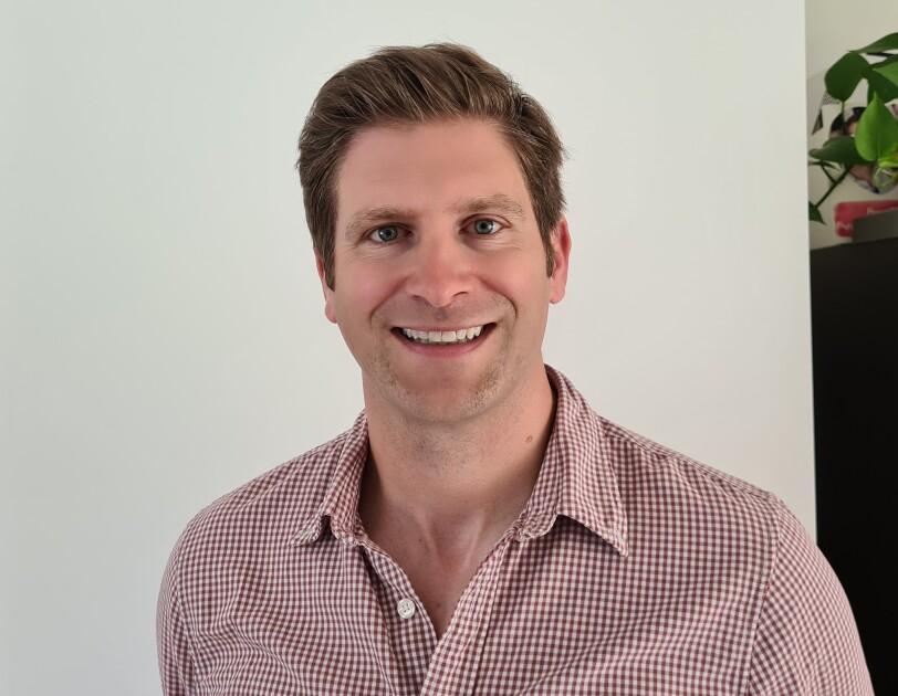 Headshot of Ben Morris – Global Account Manager, AWS