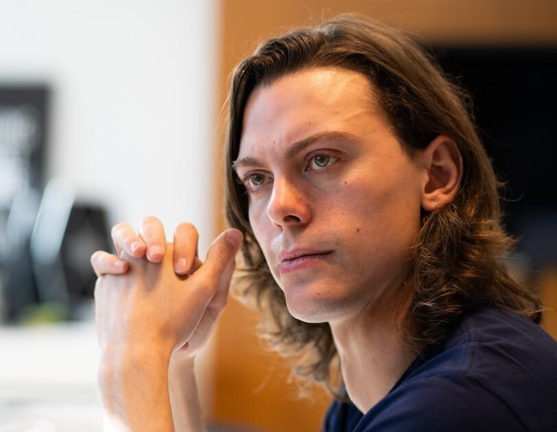 Joaquín Garralda, AWS Responsible for startups' accounts.