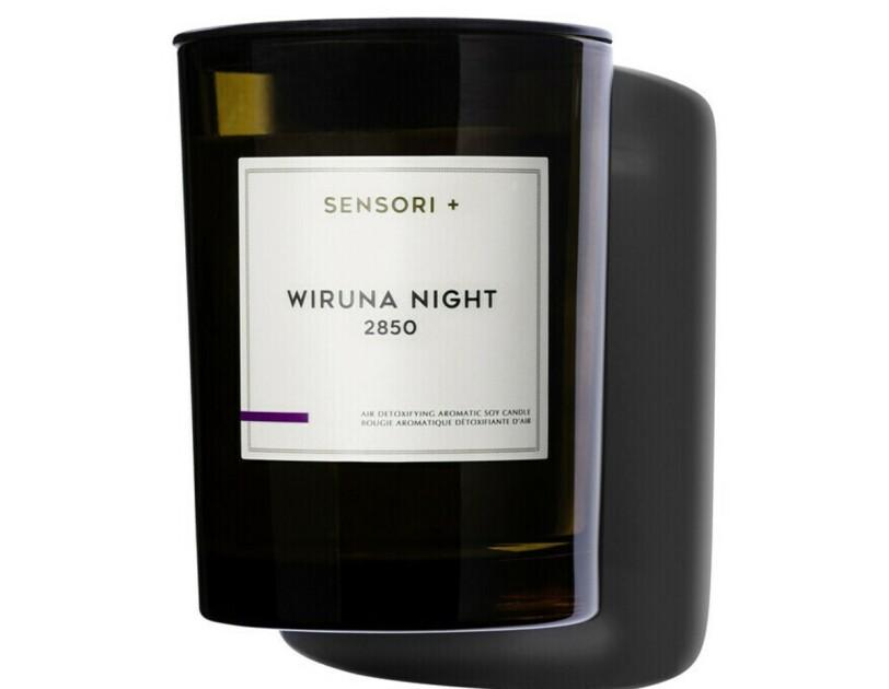 SENSORI+ detoxifying soy candle