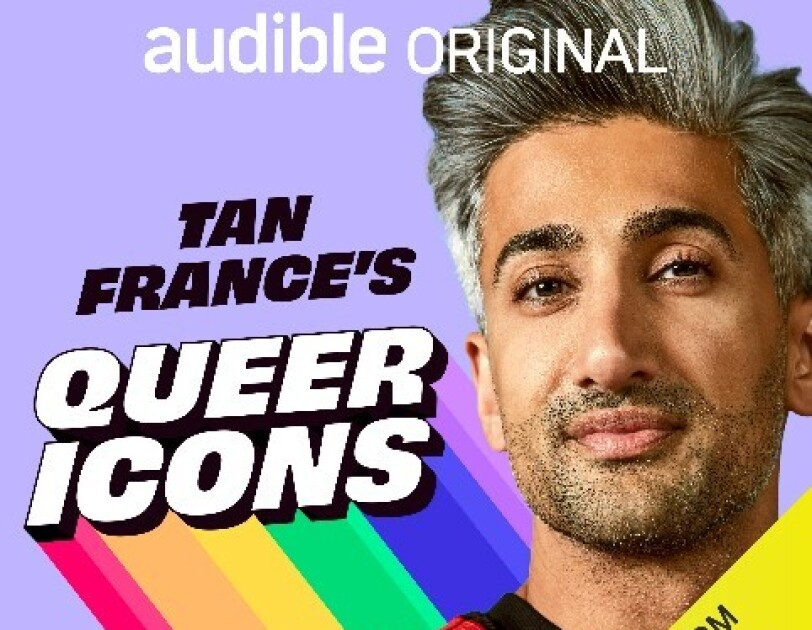 Tan France queer icons