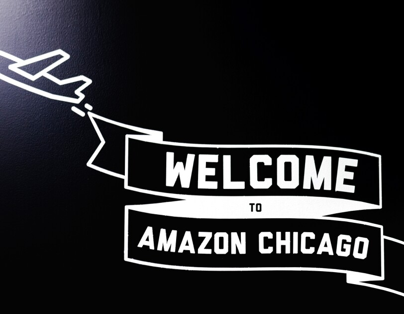 Amazon tech hubs around the U.S.