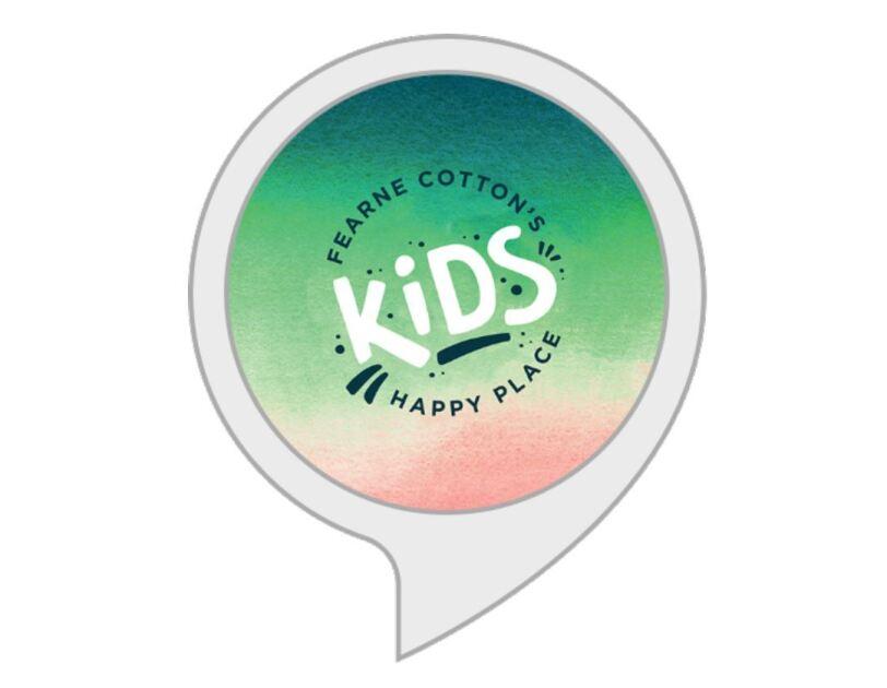 Fearne Cotton's Kids Happy Place logo