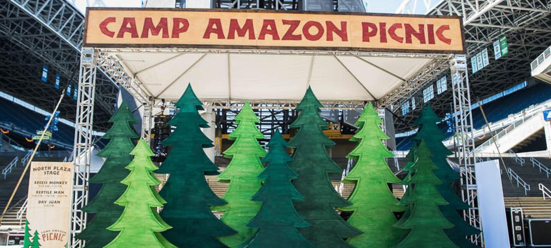 Camp AMAZON Picnic 2017