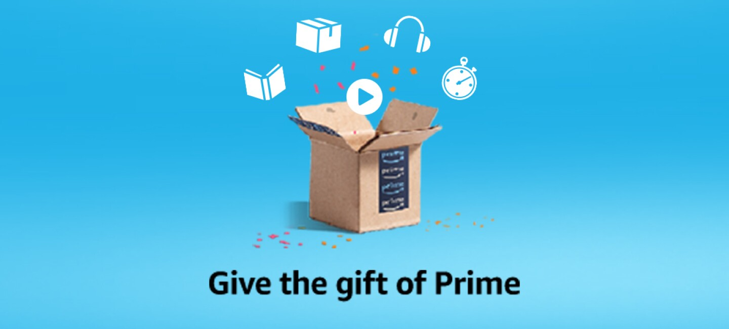 Amazon India Prime Gifitng