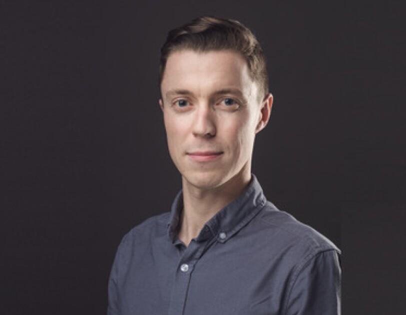 Headshot of Michael Tougher Founder of Soundbops