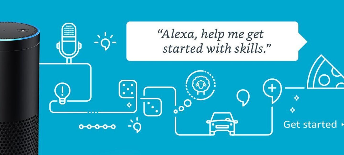 Building skills for Alexa