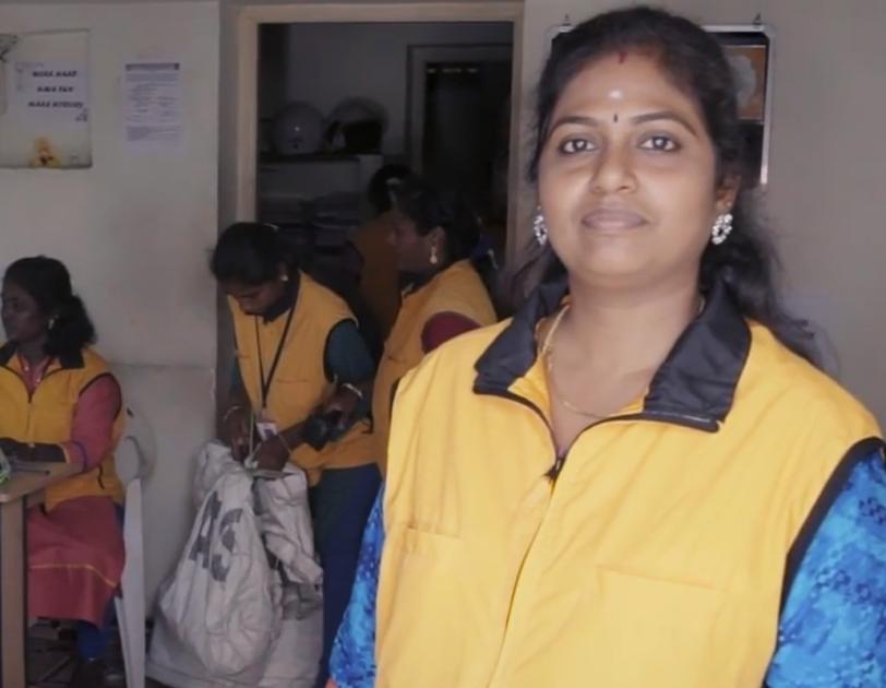 Jamuna Rani, station in charge