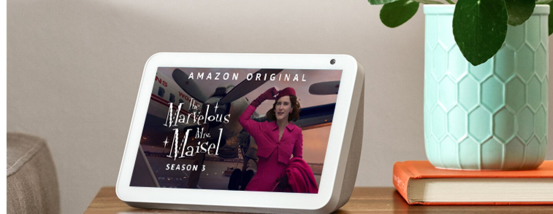 Alexa Echo 8 - Amazon INdia