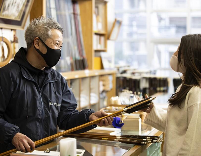 にっぽんの中小規模事業のデジタル化を応援【その3】伝道師として弓道の普及に励む、猪飼弓具店の挑戦