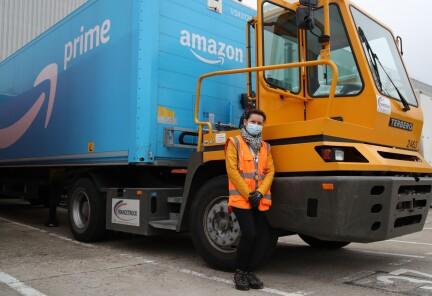 Sophie et Nathalie se souviennent de leur arrivée chez Amazon