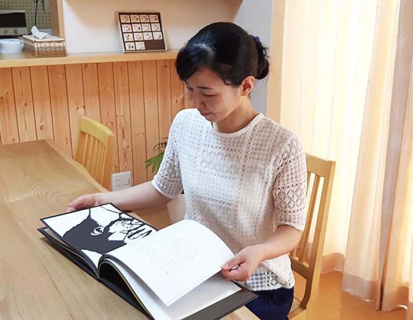 憧れのハードカバーの絵本を出版