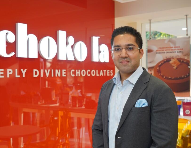 Vibhu Mahajan of Choko La