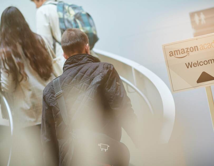Amazon Academy Welcome Image