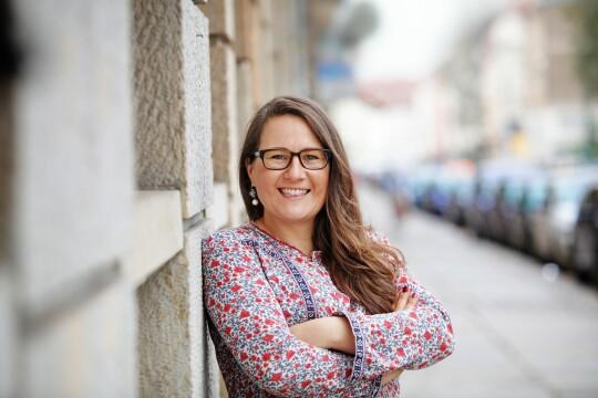 Stephanie Oppitz von Windelmanufaktur.