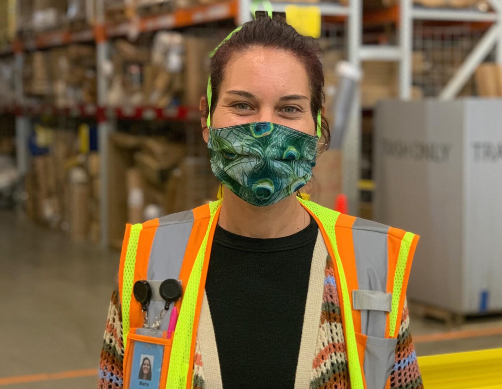 Women at Amazon