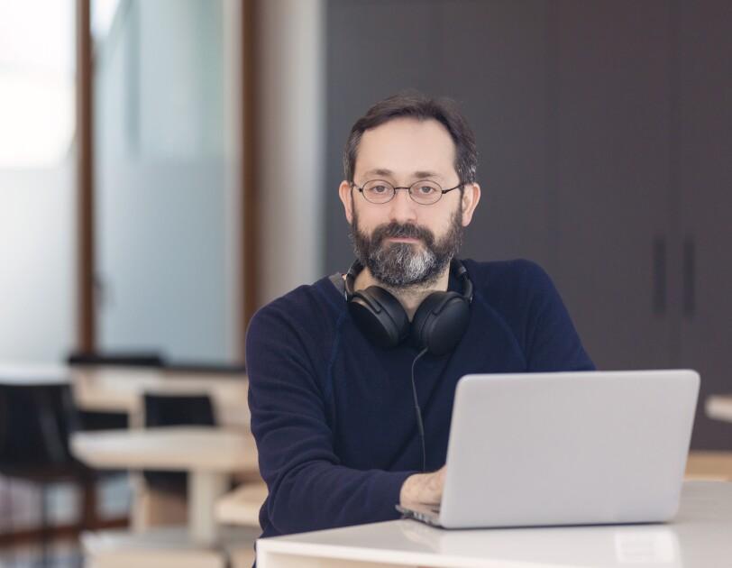 Massimo Brioschi, Content Acquisition Manager