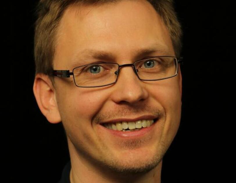 Portrait von Daniel Geske, Senior Solutions Architect bei Amazon Web Services (AWS).