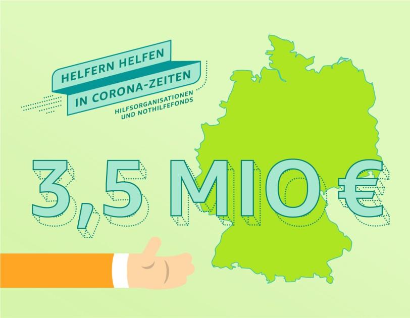 Amazon hilft Kunden und Mitarbeiter während der Corona-Krise in Deutschland