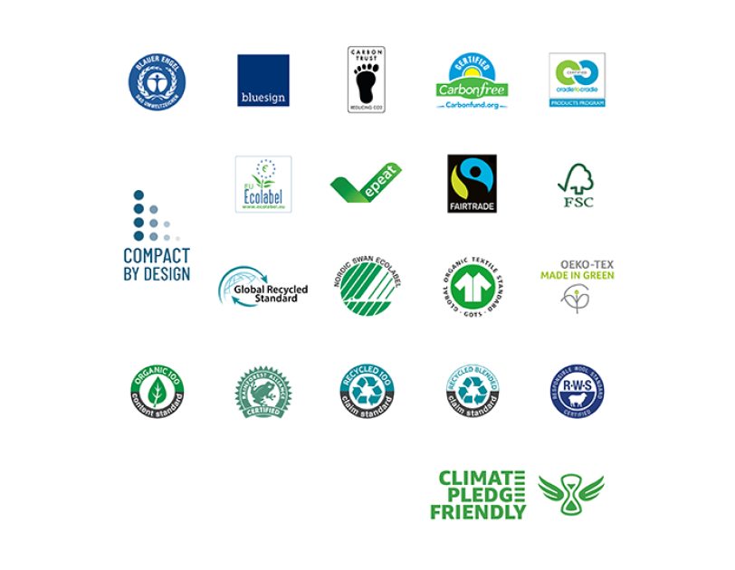 Climate Pledge Friendly