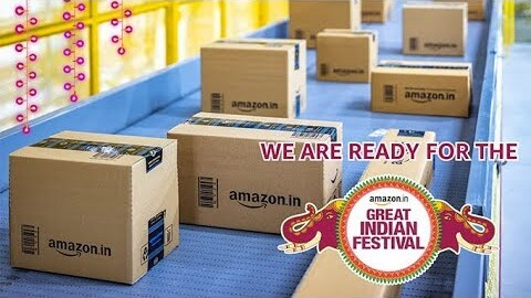 Gearing up for The Great Indian Festival, Amazon India