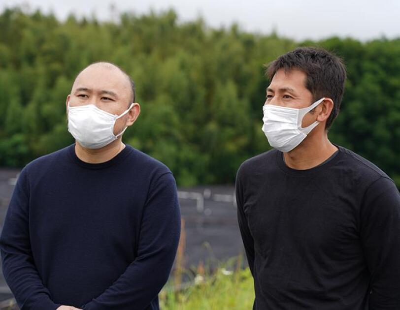 地域の特産品を活用した「抹茶あめ」で熱中症を防ぐ
