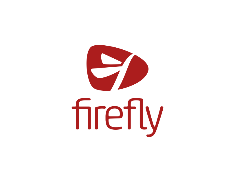 Firefly log in red