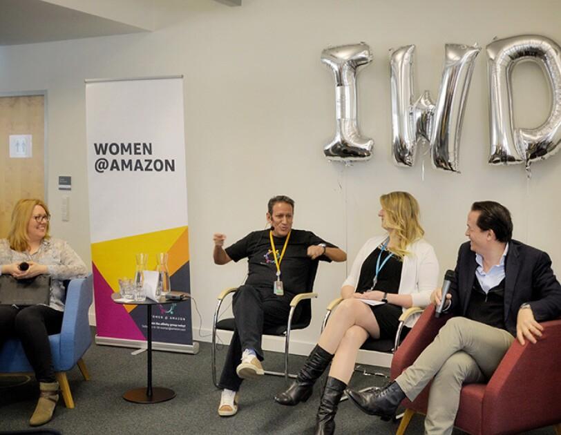 Amazon Diversity Month 2019 in München und Berlin