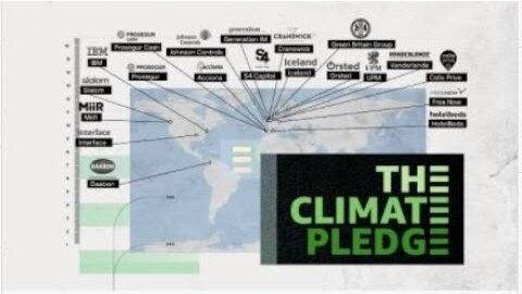 Video for New Climate Pledge Signatories February 17th