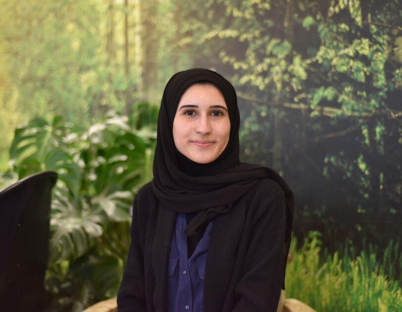 Javeriyah on the AWS programme