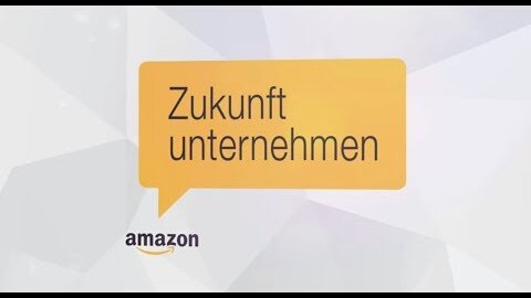 Amazon Academy 2016 - Zukunft unternehmen