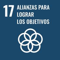 UNSDG 17 Alianzas para lograr los objectivos
