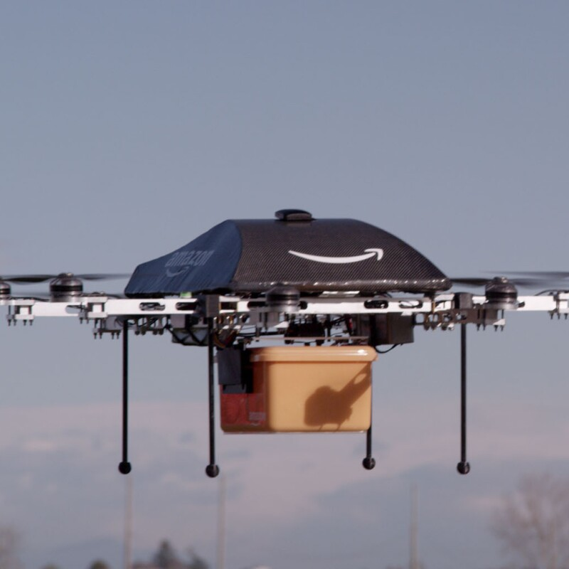 Amazon partners with UK government to explore safe use of drones for  delivery 2cf9a98be