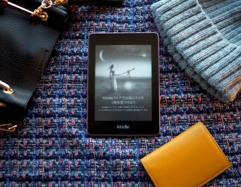 電子書籍リーダーKindleで最高にリラックスできる時間を過ごす「読書✕おこもり旅」の魅力