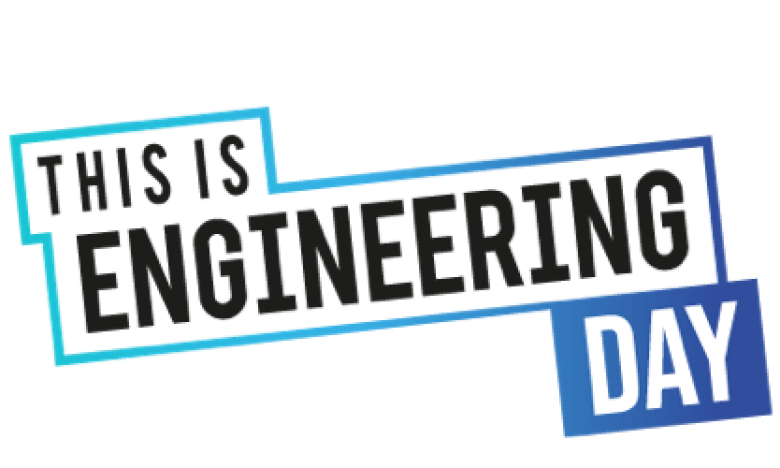 The logo for This is Engineering Day event