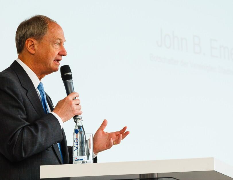 John B. Emmerson_Botschafter der USA in Deutschland