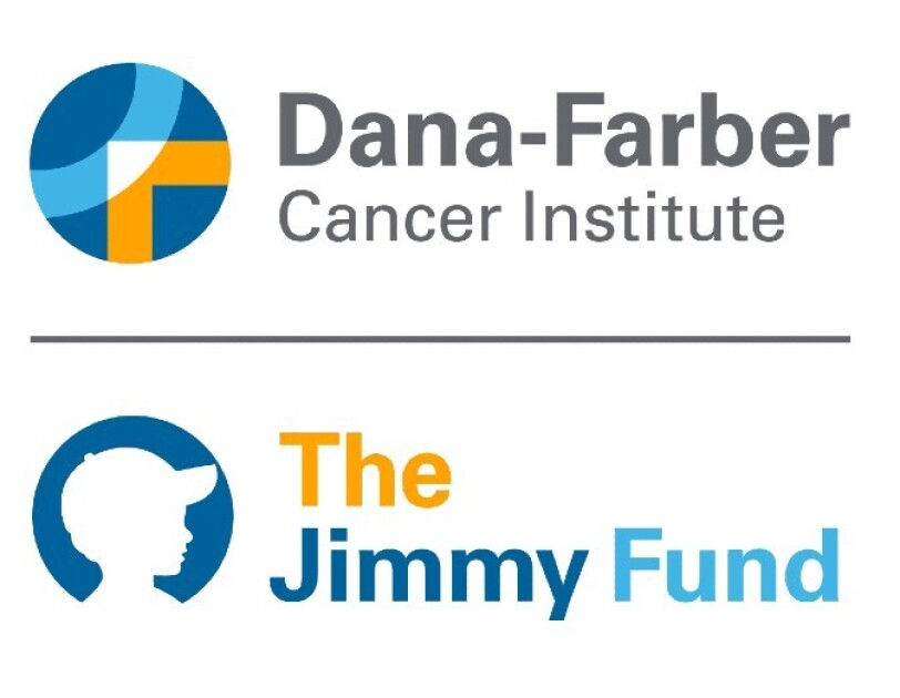 Image of the logo for the Dana-Farber Cancer Institute
