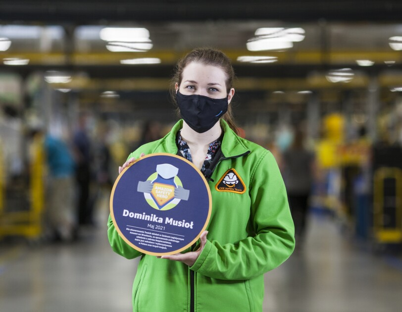 Safety Heroes - Dominika 1