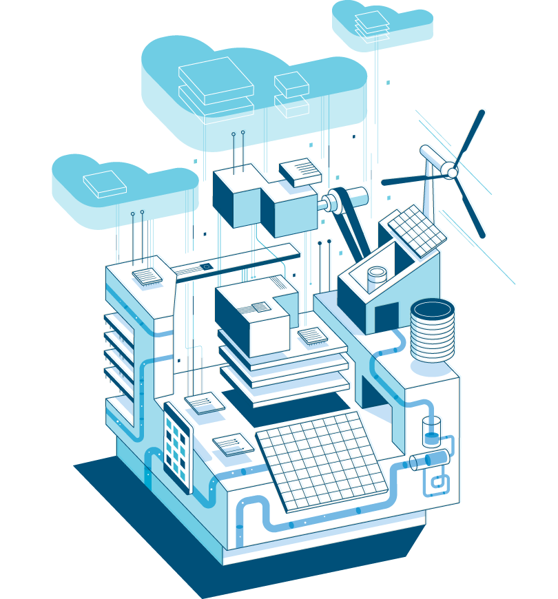 Sustainability in the cloud