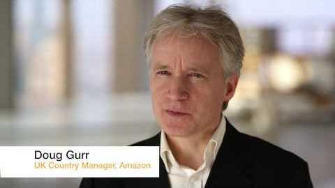 Amazon UK Jobs Announcement